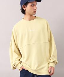 スウェット 【別注】KANGOL×8(eight) コラボロゴ刺繍ビッグトレーナー 2021 SPRING|ZOZOTOWN PayPayモール店