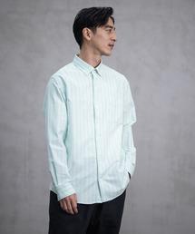 シャツ ブラウス オックスフォードボタンダウンシャツ【汚れが落ちやすい】/886418 ZOZOTOWN PayPayモール店