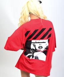tシャツ Tシャツ パロディープリントBIGT-SH|ZOZOTOWN PayPayモール店