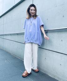tシャツ Tシャツ スウェットカットオフスリーブプルオーバー|ZOZOTOWN PayPayモール店