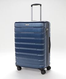 スーツケース ワールドトラベラー アルビダ トローリーシリーズ 1週間程度の旅行に ボディのリブが特徴のトローリー 荷物が増えても安心のエキスパンド機 ZOZOTOWN PayPayモール店