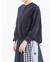 シャツ ブラウス クルーネックバードレースシャツ|ZOZOTOWN PayPayモール店