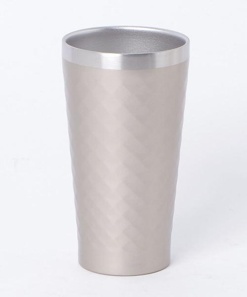 インテリア ステンレスタンブラー 350ml 海外並行輸入正規品 ゴールド ダイヤ 本日の目玉