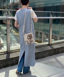 ワンピース ジャンパースカート 上品な着こなしが決まる スリットネックジャンスカ|ZOZOTOWN PayPayモール店