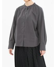 シャツ ブラウス Pomme タイプライタータイカラーシャツ|ZOZOTOWN PayPayモール店