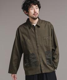 シャツ ブラウス マルチポケットワイドワークシャツ|ZOZOTOWN PayPayモール店