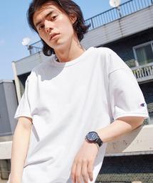 tシャツ Tシャツ Champion/チャンピオン オーバーサイズ クルーネック 半袖 Tシャツ|ZOZOTOWN PayPayモール店