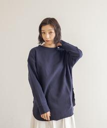 tシャツ Tシャツ 前後2WAY裏毛トップス|ZOZOTOWN PayPayモール店