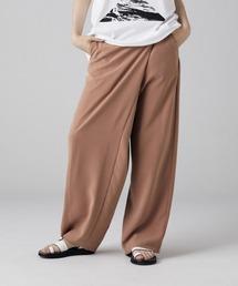 パンツ EZUMi(エズミ)クロスウエストパンツ / メーカー品番:YESS21PA02|ZOZOTOWN PayPayモール店
