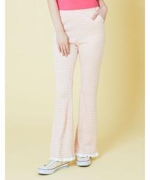 パンツ Check girly pants|ZOZOTOWN PayPayモール店