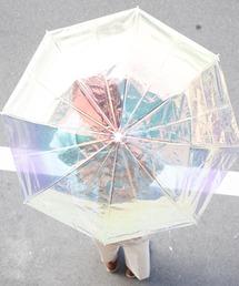 傘 シンプルオーロラ傘 ZOZOTOWN PayPayモール店