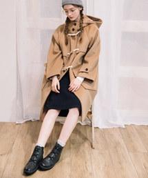 ブーツ マルメロ marmelo / ゴム編み上げタイプショートブーツ ZOZOTOWN PayPayモール店