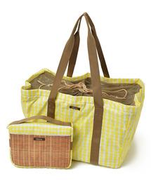 エコバッグ バッグ <Add+>コンパクト収納 レジカゴバッグ エコバッグ ショッピングバッグ トート 保温保冷<Olivia>|ZOZOTOWN PayPayモール店