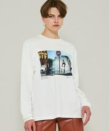 tシャツ Tシャツ 【JANE SMITH(ジェーンスミス)】プリントロングTシャツ HYDRANT HOP L/S T-SHIRT 21SCT-#6|ZOZOTOWN PayPayモール店