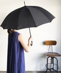 傘 NT:12本骨ピンドット 長傘|ZOZOTOWN PayPayモール店