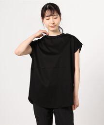 tシャツ Tシャツ SUGAR ROSE/シュガーローズ/バックニットへムカーブプルオーバー ZOZOTOWN PayPayモール店