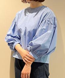 シャツ ブラウス ◇【HAVERSACK】バックボタンシャツ WOMEN|ZOZOTOWN PayPayモール店