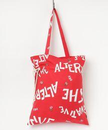 ショルダーバッグ バッグ E4610 ロゴ&ローズ柄巾着トートバッグ|ZOZOTOWN PayPayモール店