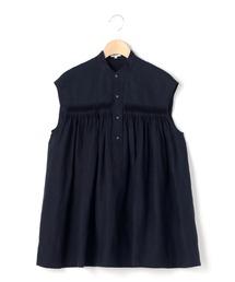 シャツ ブラウス 【Scye】リネンピンタック ノースリーブシャツ WOMEN|ZOZOTOWN PayPayモール店