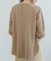 tシャツ Tシャツ バックヘンリーサーマルカットソー|ZOZOTOWN PayPayモール店