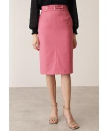 スカート ハトメベルトデザインスカート|ZOZOTOWN PayPayモール店