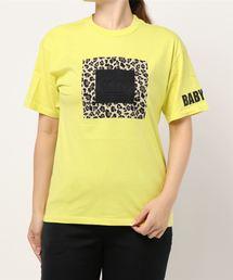 tシャツ Tシャツ 親子お揃い ヒョウ柄王冠エンボスTシャツ 4157A ZOZOTOWN PayPayモール店