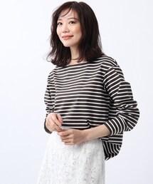 tシャツ Tシャツ 【洗える・WEB限定】ボーダープルオーバー|ZOZOTOWN PayPayモール店