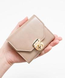 財布 ボックスコインケース 三つ折りミニサイフ [グロス] ZOZOTOWN PayPayモール店