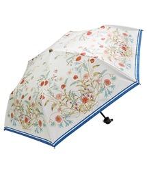 折りたたみ傘 完全遮光晴雨兼用 折りたたみ傘  ボタニカルガーデン柄 ZOZOTOWN PayPayモール店