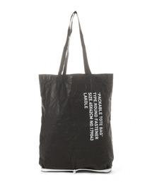 エコバッグ バッグ タイベック素材エコトートバッグ / LAKOLE|ZOZOTOWN PayPayモール店