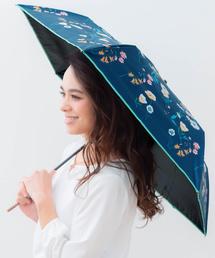 折りたたみ傘 晴雨兼用折りたたみ傘 カラフル小花柄 ZOZOTOWN PayPayモール店