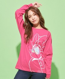 tシャツ Tシャツ 親子お揃い ディズニー キャラクターサングラスロンT 4916A ZOZOTOWN PayPayモール店