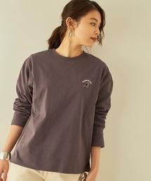 tシャツ Tシャツ ワンポイントロゴ ロングTシャツ|ZOZOTOWN PayPayモール店