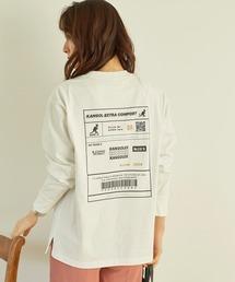 tシャツ Tシャツ バックプリントロゴ ロングTシャツ|ZOZOTOWN PayPayモール店