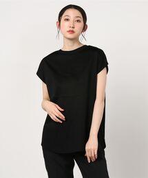 tシャツ Tシャツ SUGAR ROSE/シュガー ローズ/バックニットヘムカーブPO ZOZOTOWN PayPayモール店