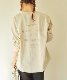 tシャツ Tシャツ バックプリントMIXロゴ ロングTシャツ|ZOZOTOWN PayPayモール店