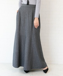 スカート ツイードマキシマーメイドスカート|ZOZOTOWN PayPayモール店