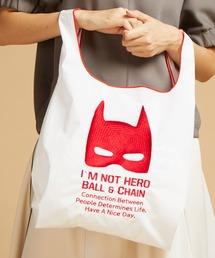 エコバッグ バッグ Not a hero 【BALL&CHAIN】|ZOZOTOWN PayPayモール店