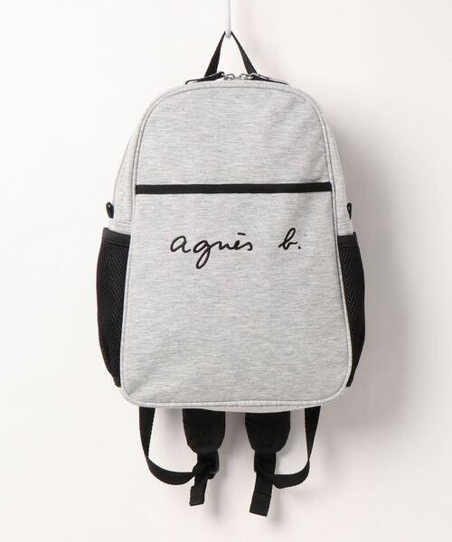 リュック GL11 E BAG ロゴ刺繍リュックサック