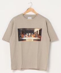 tシャツ Tシャツ La vie estbelle/ラ・ヴィエベル/アートプリントTシャツ/Art Print T-Shirts/Lavieestbe|ZOZOTOWN PayPayモール店