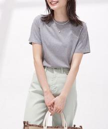 tシャツ Tシャツ Anti Soaked 汗染み防止 クルーTシャツ 半袖|ZOZOTOWN PayPayモール店