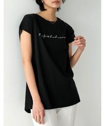 tシャツ Tシャツ オーガニックコットンフレンチ袖Tシャツ|ZOZOTOWN PayPayモール店