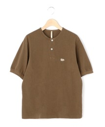 tシャツ Tシャツ ◇【Scye】〈別注〉鹿の子ヘンリーネックTシャツ WOMEN|ZOZOTOWN PayPayモール店