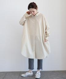ワンピース シャツワンピース オーバーサイズシャツワンピース *〇|ZOZOTOWN PayPayモール店