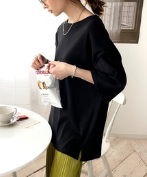 tシャツ Tシャツ 柔らか『綿100%』。5分袖ボックス半袖Tシャツ|ZOZOTOWN PayPayモール店