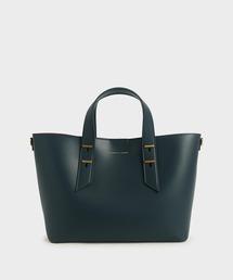 バッグ ハンドバッグ ダブルハンドル スローチーバッグ / Double Handle Slouchy Bag|ZOZOTOWN PayPayモール店