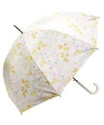 傘 完全遮光晴雨兼用 ジャンプ傘 ソフトボタニカル柄 ZOZOTOWN PayPayモール店