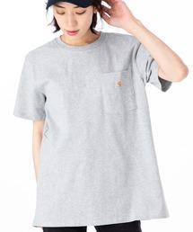 tシャツ Tシャツ カーハート Tシャツ ポケット WOMENS WORKWEAR CARHARTT ZOZOTOWN PayPayモール店