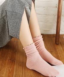 靴下 メロウロングルーソックス|ZOZOTOWN PayPayモール店