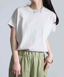 tシャツ Tシャツ UVカット/接触冷感オーガニックコットン100%モックネックTシャツ|ZOZOTOWN PayPayモール店